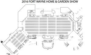 2016 expo floor plan