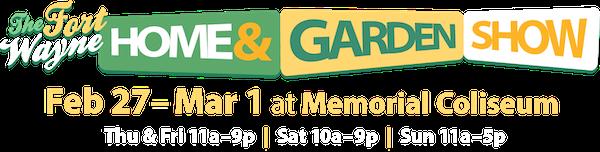 Fort Wayne Home & Garden Show Logo